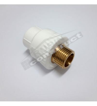 Adaptor PPR FE 20 mm -1/2