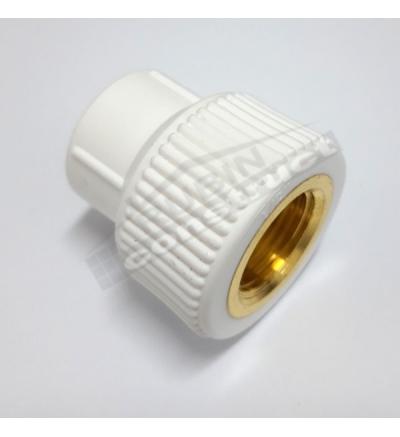 Adaptor PPR FI 25 mm -3/4