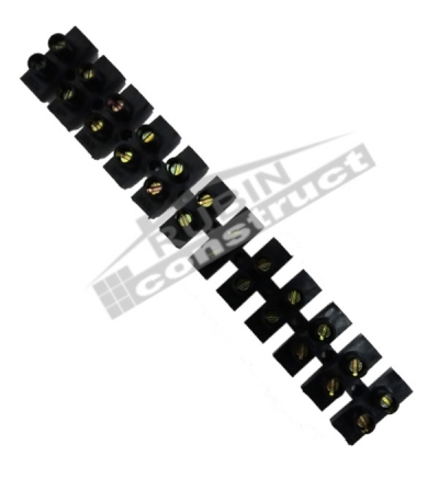 Rigleta conexiune cablu 6 A