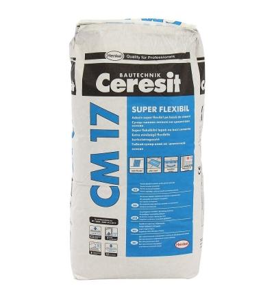 Adeziv CERESIT CM 17, 25 kg